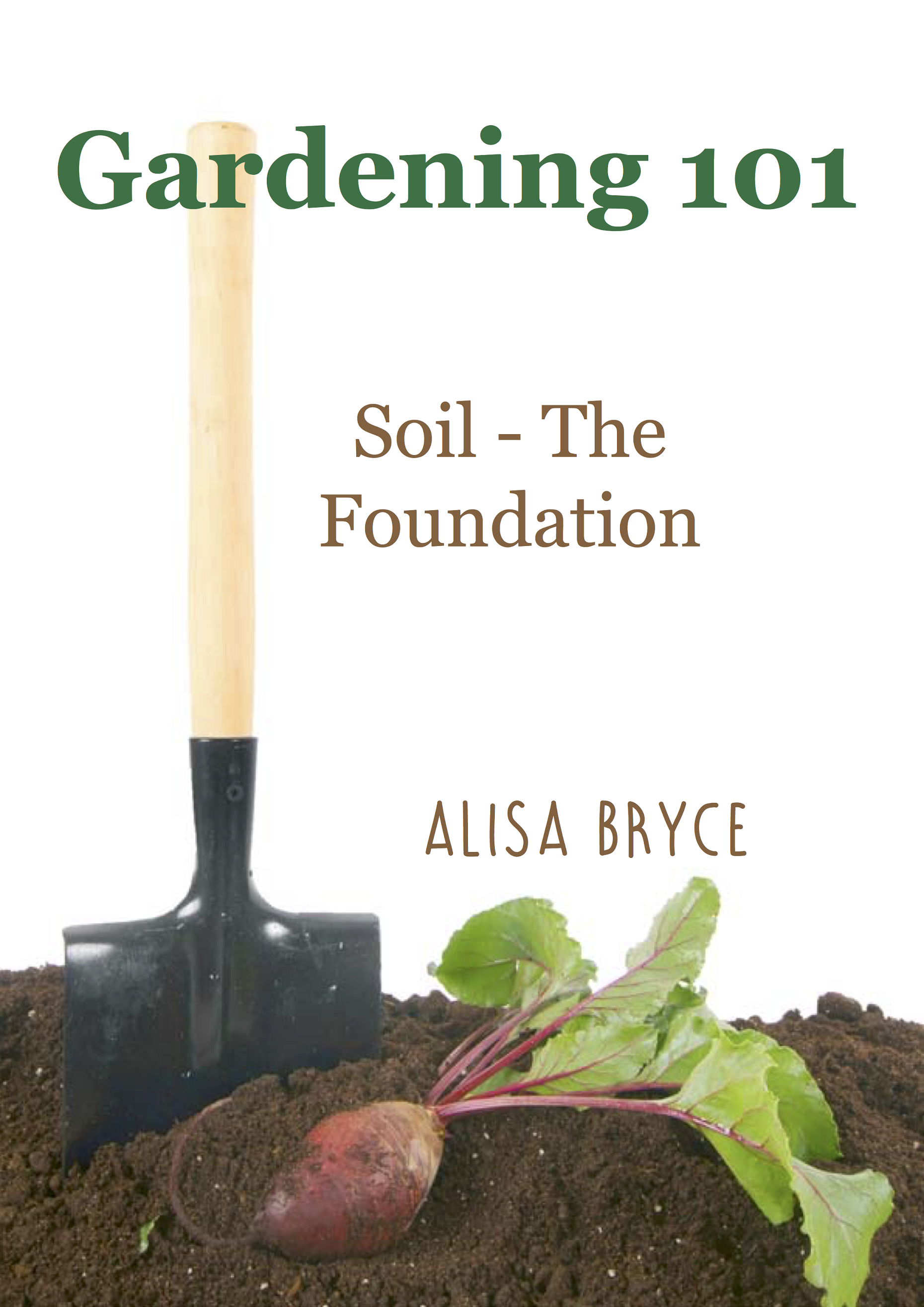 Gardening 101 soil the foundation alisa bryce for Gardening 101 australia