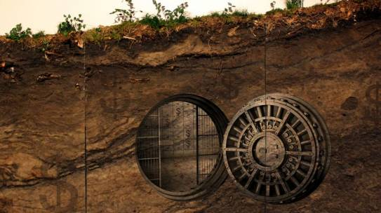 Banking On Soil – A Thought Experiment